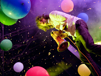 Live: The Flaming Lips, Spoon, Tokyo Police Club and Fang Island
