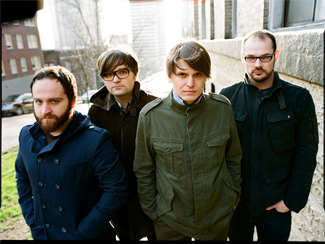 Death Cab For Cutie discover you can play these songs with strings on Spring tour