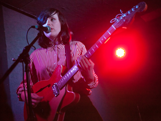 Veronica Falls, Brilliant Colors and Hands & Teeth at The Garrison in Toronto
