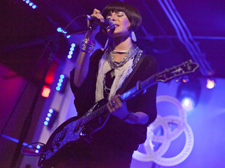 School Of Seven Bells and Exitmusic at The Hoxton in Toronto