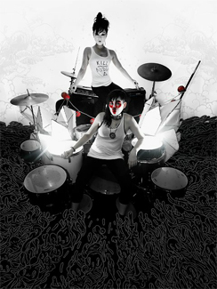 Yamantaka//Sonic Titan and 39 other artists are your 2012 Polaris Music Prize long list