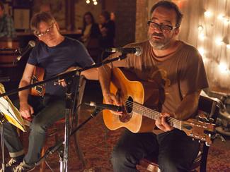 Joe Pernice & Norman Blake at The Dakota Tavern in Toronto