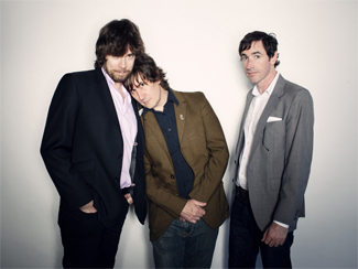 New album news from (Mountain) Goats, and (Band Of) Horses, and (Grizzly) Bear(s) – oh my!
