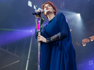 Florence & The Machine, Sigur Rós, The Weeknd, and more at Osheaga