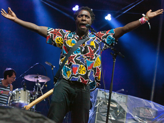 Bloc Party, The Shins, Passion Pit, and more at Osheaga 2012