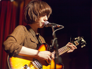 Daughter, Choir Of Young Believers, and Little Green Cars at The Drake Underground in Toronto