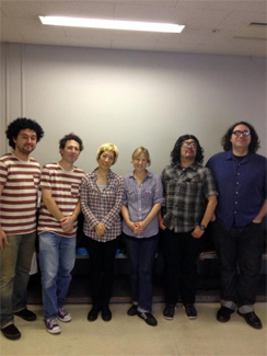 Yo La Tengo are coming to town and this photo is hilarious